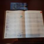ようやく2014年の手帳を決めました。