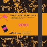 Happy moleskine year !!