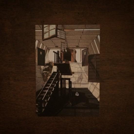 犬島精錬所美術館。 曇り空の日に、また行きたい。