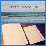 文房具充な日々☆ [WEEKEND NOTEBOOK TIMES vol.4]