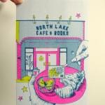 North Lakeのポストカード