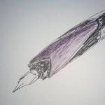 もうペンの持ち方なんて言わないよ絶対