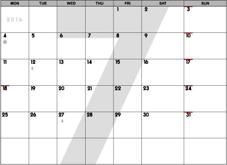 calendar2016_07