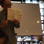 「手帳スケッチをはじめよ!「ハヤテノトーク in静岡」の旅