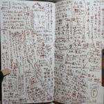 筆耕 ―泡立てるノート