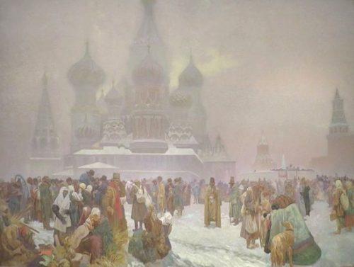ロシア農奴制の廃止