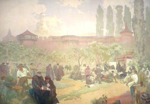 イヴァンチツェの兄弟団学校