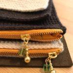 春を見送った毛糸のジッパーケース(④販売日時のお知らせ)
