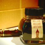 夢を実らせる万年筆『récolte レコルト』先行お披露目イベントを写真で振り返る