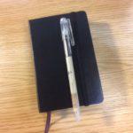 四月の気層の光の底を〜 京都で買ったボールペンの話
