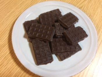 チョコレート山盛り