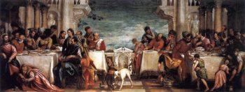ピエール シュプレイラス『シモンの家の宴』