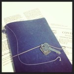 【ノートブックがない旅なんてVol.26】TNカバーカスタマイズ:Step1
