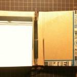 トラベラーズノートにA7メモパッドを → ポケットリフィルを自作してみました