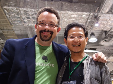 With Phil Libin CEO