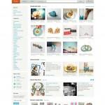 ハンドメイド作品販売サイト「Etsy」のモレスキンたち。