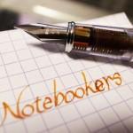 ペン先から迸るインクの華#ノートブックをめぐる冒険7