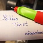 """Pelikan万年筆""""Twist"""" ノートブックをめぐる冒険#20"""