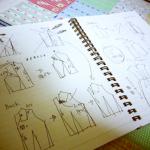 デザイン画を描こう01