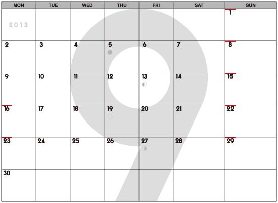 calendar2013_09