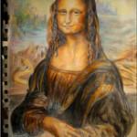 Mona Lisa Drawing