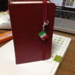 イタリア語で手帳を
