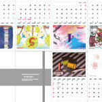 2012 モレポケカレンダー 完成しました!